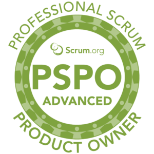 Professional Scrum Product Owner Advanced PSPO-A Course logo